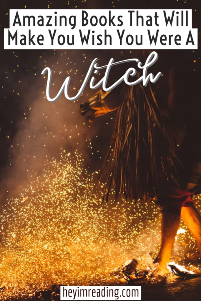 These books about witches will have you wishing you were one. These witchy books are perfect to read this fall to get ready for Halloween. witch books | fall books | Halloween books | books about witches | witchy books | book list | books about witchcraft | books about witches novels | witch novels | witch historical fiction
