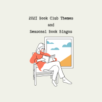 Hey, I'm Reading 2021 Monthly Book Club Themes And Book Bingos